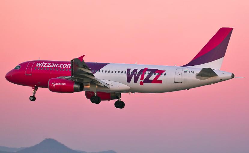 Lētas aviobiļetes Wizz Air