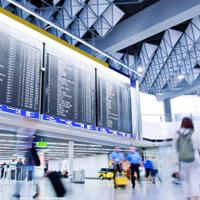Lētas aviobiļetes uz Frankfurti